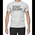 Discipline T-Shirt Swedish